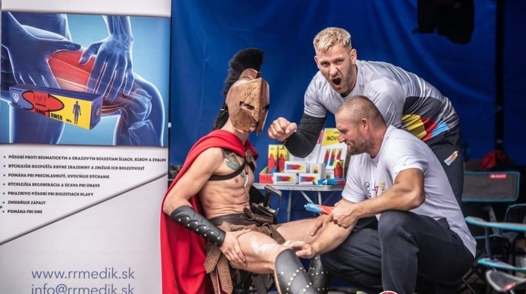 Strong Power na preteku Spartan Race Malinô Brdo 2021